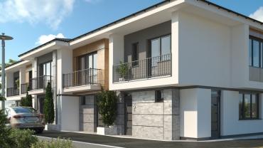 Стартира строителството и продажбата на иновативна двуетажна жилищна сграда в гр.Хисаря!