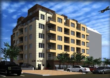 Нова сграда в гр.Бургас, к-с Меден Рудник-бл.509